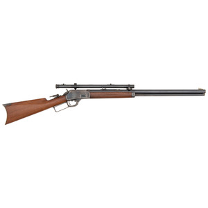 Marlin Model 1888 Rifle with Scope by William Malcom and Factory Letter