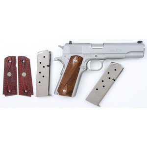* Remington 1911 R1-S Stainless Steel Pistol