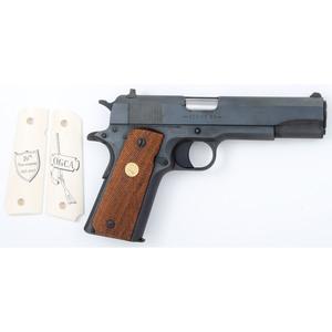 * Colt Government Model .38 Super OGCA Commemorative Pistol
