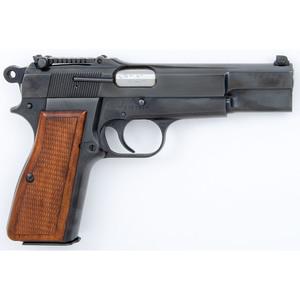 ** Belgian Browning Hi-Power Pistol