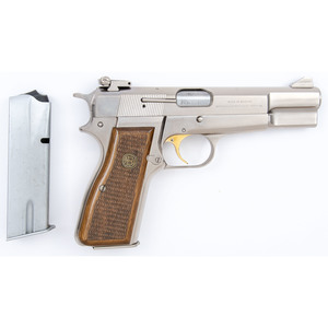 ** Browning Hi Power Pistol