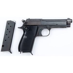 ** Beretta Model 104 (Model 1951) Pistol