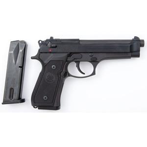 * Beretta Mod 92 FS Pistol
