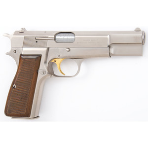 * Browning Hi-Power Pistol