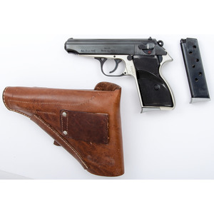 ** Hungarian FEG PA-63 with Leather Holster