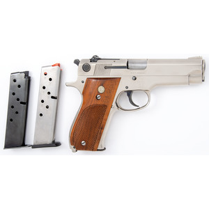 ** Smith and Wesson Model 39-2
