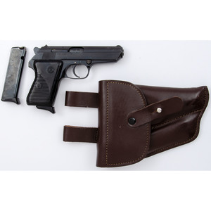 ** Czech CZ Vz 50 Pistol with Holster