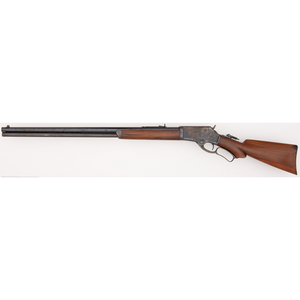 Model 1881 Semi-Deluxe Marlin Rifle with Factory Letter