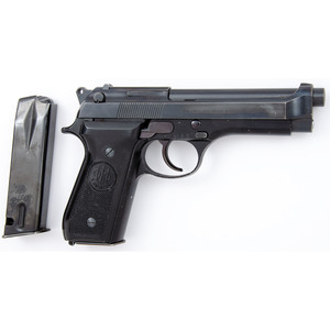 ** Italian Beretta 92S Pistol in Original Box