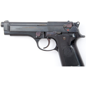 ** Italian Beretta 92S Pistol in Original Box