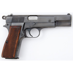** Belgian Browning Hi Power Pistol in Box
