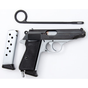 ** Manhurin Walther PP Pistol in Box