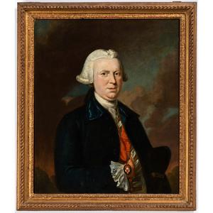 A Portrait of Sir Alexander Gordon of Lesmore