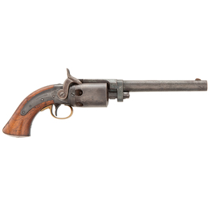Mass Arms Wesson & Leavitt Dragoon Percussion Revolver