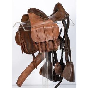U.S. Model 1904 McClellan Saddle
