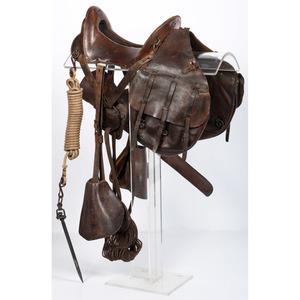Pattern 1904 McClellan Saddle