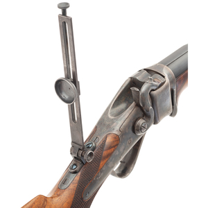 The Very First Model 1877 Long Range Rifle Shipped to H.S. Jewell, A Creedmoor Shooter on February 15, 1877 for His Examination