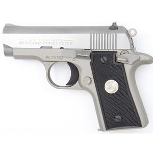 * Colt Mustang Pocketlite