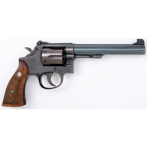 * Smith & Wesson Model 14-2 K-38 Revolver