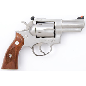 * Ruger Security Six
