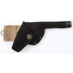 Mills Holster for .38 Revolver