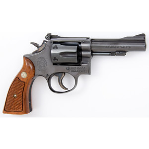 * Smith & Wesson Model 18-3