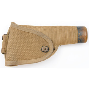 Mills Narrow Flap .45 Automatic Holster