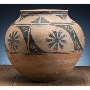 Kiua Storage Pottery Jar