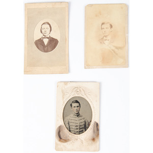 Civil War Letters and Photos of the Norris Family of Virginia, Including Charles Norris, KIA First Manassas