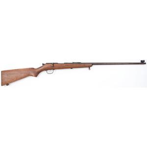 ** Remington Model 33 Bolt Action Rifle