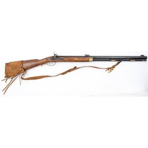 Contemporary Spanish Half Stock Plains Rifle
