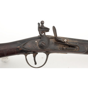 Relic British Flintlock Musket