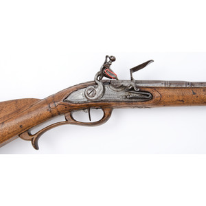 French Half Stock Fowler by Grennois