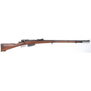 Italian Vetterli M1870/87/15 Rifle