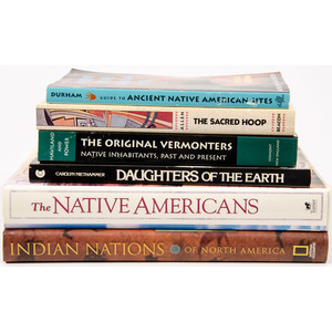 [History] Assortment of Books on Native History, Featuring Books on Native Women