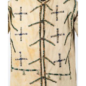 Sioux Beaded Muslin Jacket