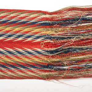 Northeastern Assumption Sash, From the Collection of Nick and Donna Norman, Colorado