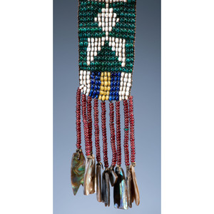 Plains Beaded and Quilled Armbands, From the Collection of Nick and Donna Norman, Colorado