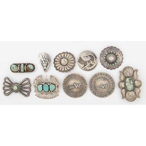 Navajo and Hopi Pins / Brooches