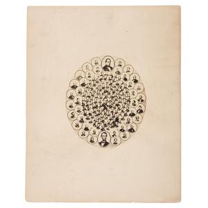 Signers of the Thirteenth Amendment, Composite Photograph, 1865