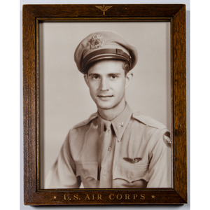 Extensive WWII Archive of Lieutenant Gordon Parker, USAAF, KIA