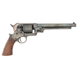 Starr Single Action Percussion Army Revolver