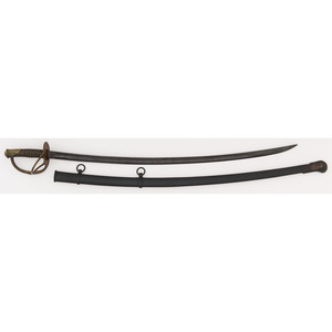 Roby U.S. Model 1861 Cavalry Saber