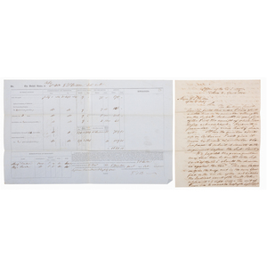 Mexican War Colonel Francis S. Belton Archive