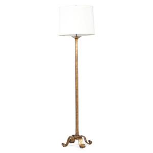 A Maison Jansen Floor Lamp