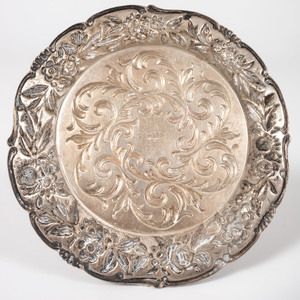 A Group of S.Kirk & Son Silver Accessories