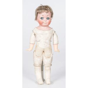 An Ernst Heubach #310 Bisque Doll
