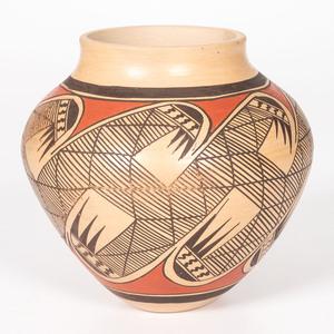 Clinton Polacca Nampeyo (Hopi, b. 1958) Pottery Jar