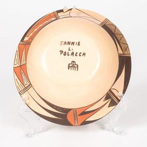 Fannie Nampeyo (Hopi, 1900-1987) Pottery Bowl