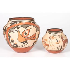 Medina Family, Zia Pottery